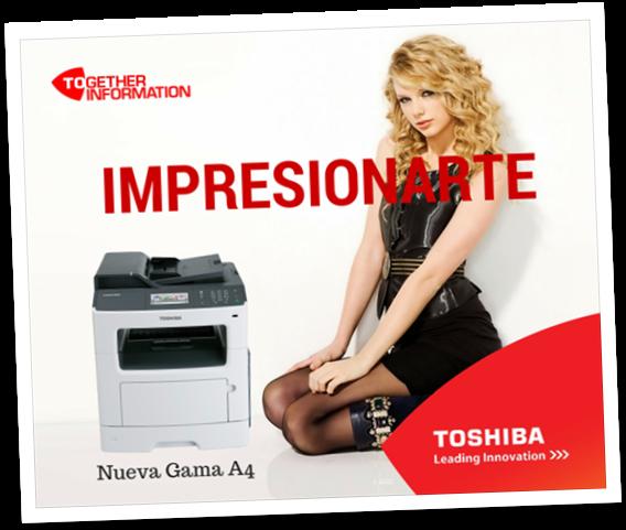 Toshiba completa su oferta A4 con cinco nuevos modelos de impresoras y multifuncionales con prestaciones profesionales.