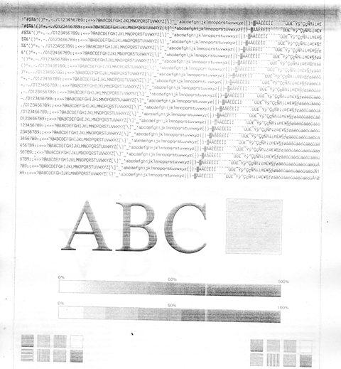 Problemas de fotocopiadoras: copias muy claras