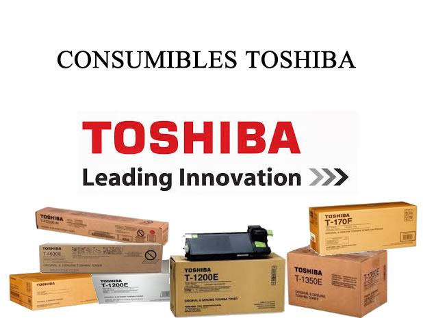 Cómo identificar suministros para impresoras Toshiba originales