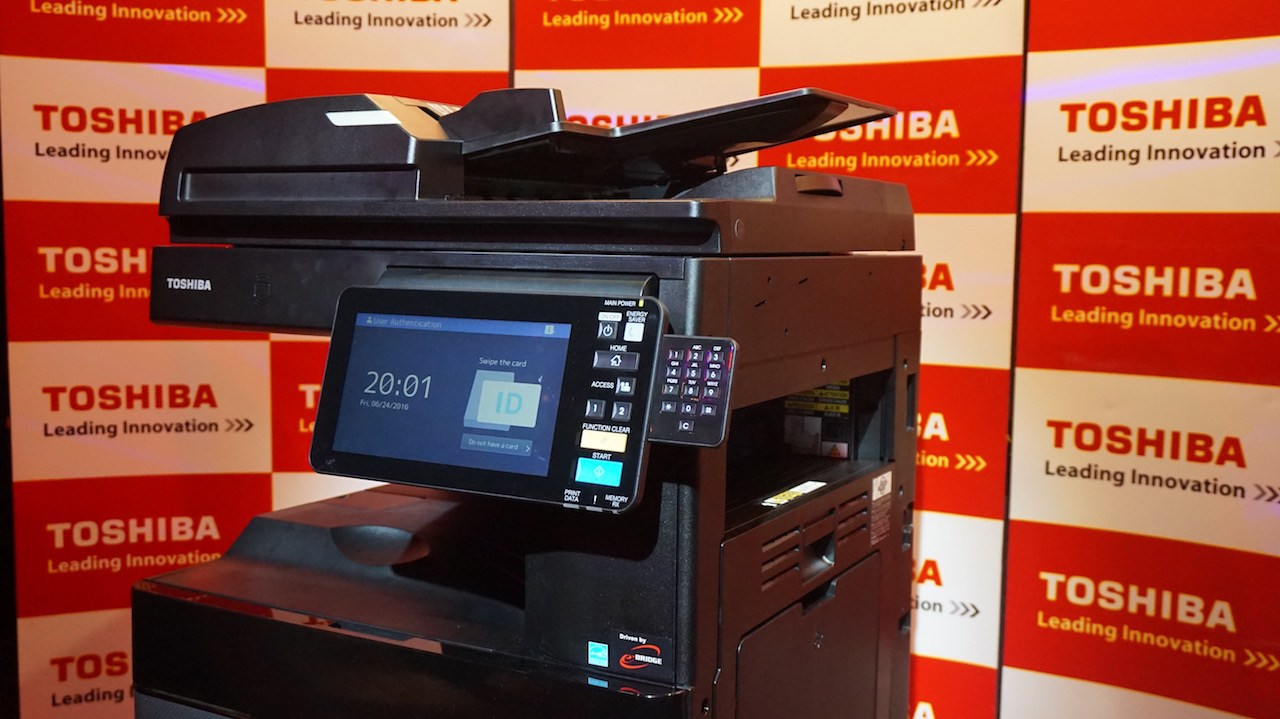 Características a evaluar en tu copiadora Toshiba para copias masivas